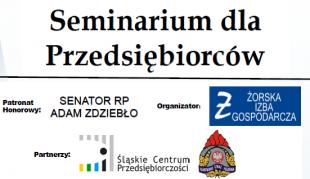Seminarium dla Przedsiębiorców (05.05.2015, Żory)