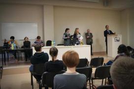 Spotkanie z Radnymi Miasta Żory dotyczące zapisów planu zagospodarowania przestrzennego