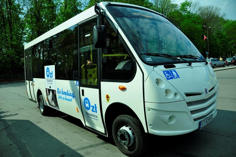 Zmiany rozkładów jazdy linii 01 i 02 Bezpłatnej Komunikacji Miejskiej