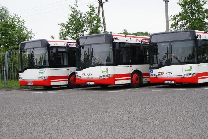 Rozkład jazdy autobusów MZK na 15 sierpnia