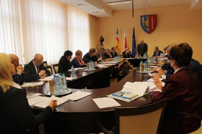 Sesja Rady Miasta Żory