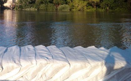 Rośnie poziom wód w Żorach