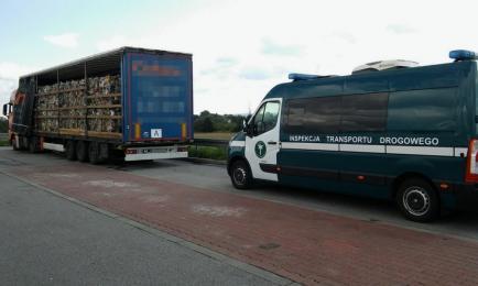 Nielegalny transport odpadów miał trafić do Żor!