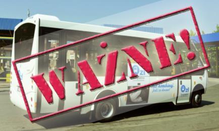 Koniec utrudnień na ul. Dworcowej. Autobusy BKM wracają do regularnych kursów