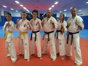 Karatecy zdobywają medale i jadą na Mistrzostwa Europy