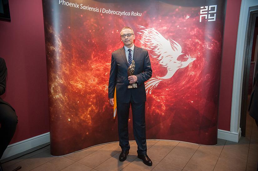 Arkadiusz Tomaszewski wyróżniony za zasługi dla turystyki