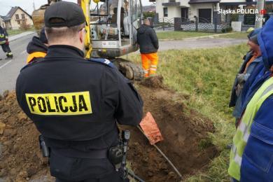 W dzielnicy Baranowice ulatniał się gaz