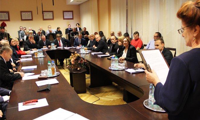Posiedzenia Komisji Rady Miasta