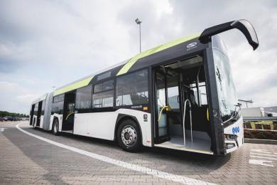 Nowa linia autobusowa dla pracowników jednej z firm