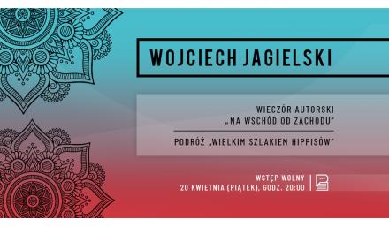 Wojciech Jagielski w Żorach