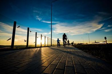 Bezpieczne wakacje z rowerem