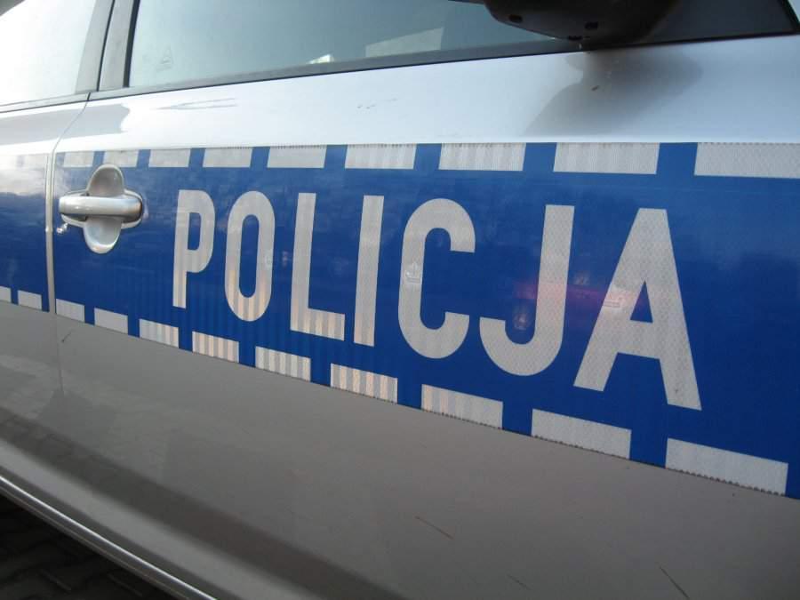 Policjanci drogówki odzyskali utraconego opla