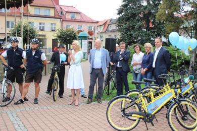 Rowery czwartej generacji wyjechały na ulice Żor!