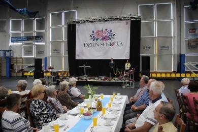 Tańce, śpiewy i dobra zabawa - Dzień Seniora za nami