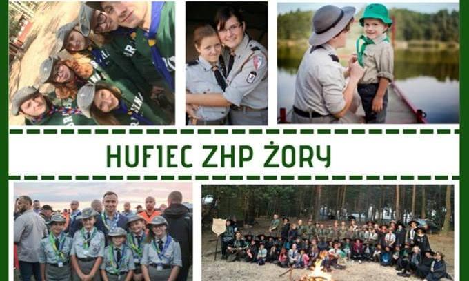 Harcerze świętują 85. urodziny Hufca ZHP Żory