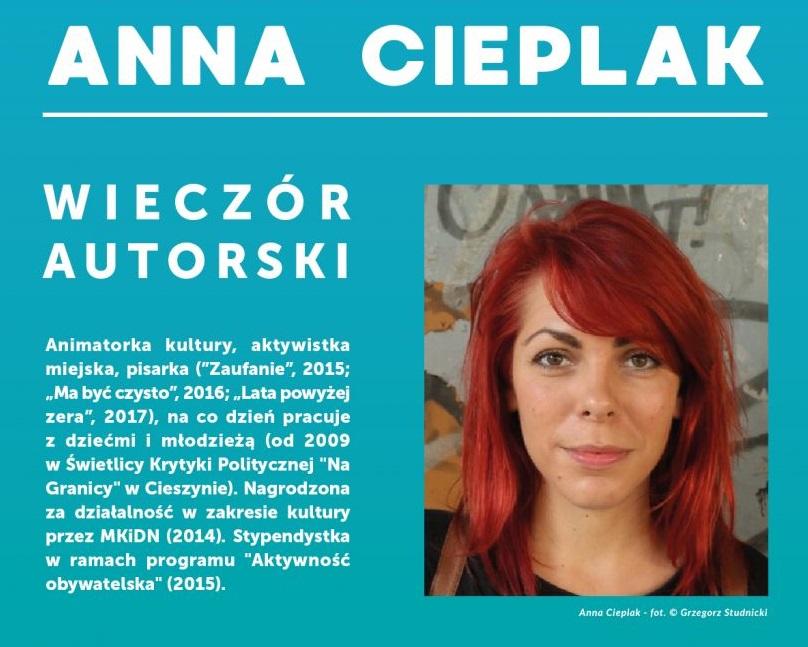 Klasa Kobiet - Anna Cieplak