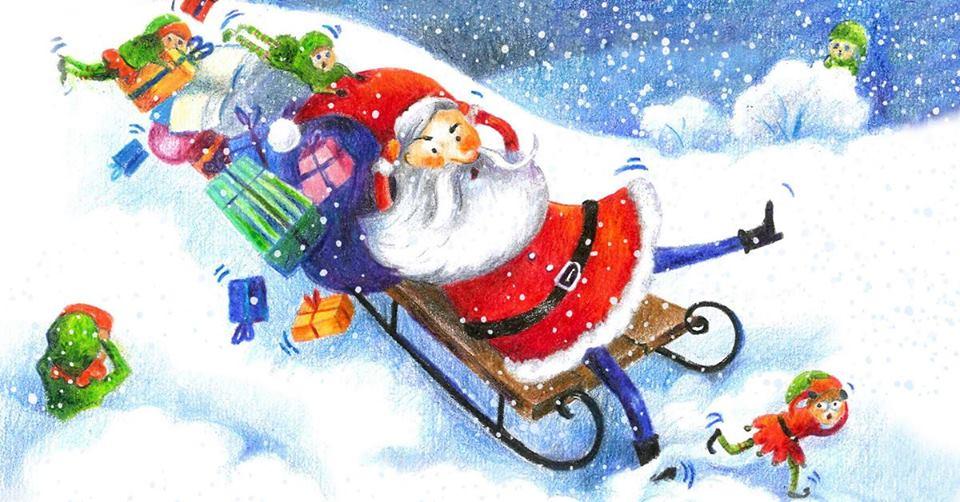 Mikołaj i Elfy