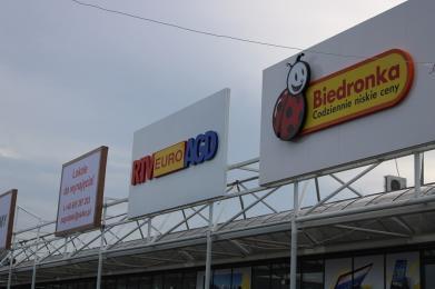 Więcej sklepów w Parku Handlowym w Żorach!