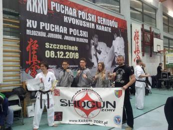 """Karatecy z """"Shoguna"""" zakończyli sezon"""
