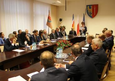 Posiedzenia Komisji Gospodarki Komunalnej oraz Komisji Rewizyjnej