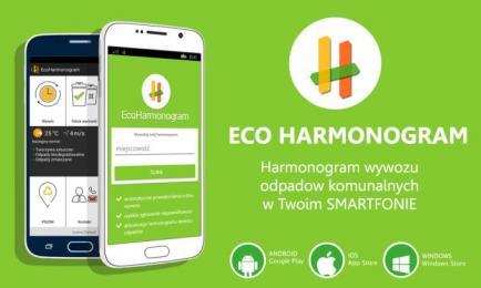 Aplikacja przypomni o wywozie śmieci. W Żorach działa EcoHarmonogram