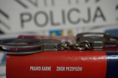 W Żorach wpadł 27 - latek poszukiwany listem gończym