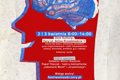 Festiwal Nauki i Techniki w żorskim Domu Kultury