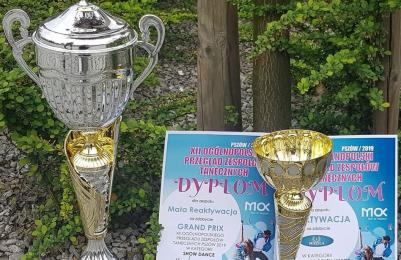 Żory: Dwie grupy taneczne z głównymi nagrodami na przeglądzie tanecznym w Pszowie