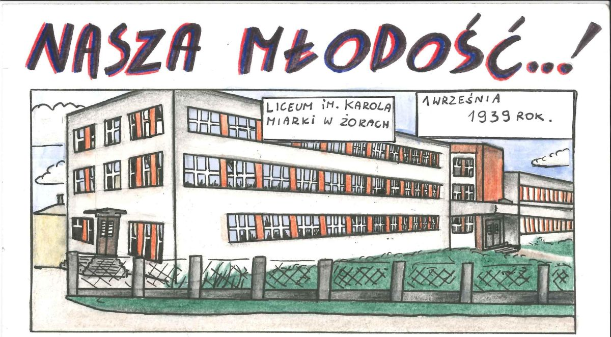 Komiks żorskiej gimnazjalistki z nagrodą IPN