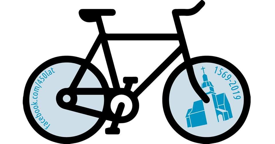 Żory: Rajd rowerowy na 450-lecie ewangelików w mieście