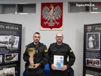 Najlepsi policyjni ratownicy na Śląsku pełnią służbę w Żorach!