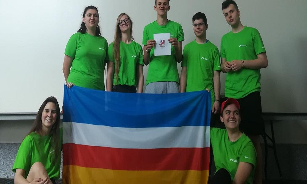Grupa z Żor reprezentowała Polskę na olimpiadzie w USA