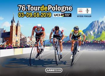 Tour de Pologne ponownie przejedzie przez Żory! Zostań wolontariuszem