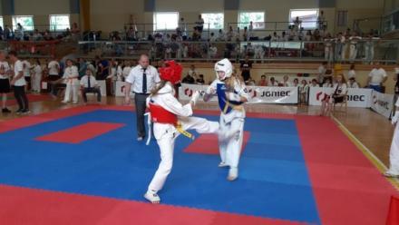 Karatecy kończą rok szkolny na medal