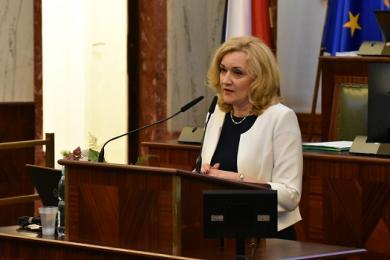 Województwo śląskie ma nowego wicemarszałka. To Beata Białowąs
