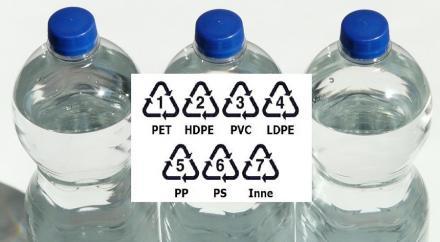 NIE dla plastikowych butelek w UM Żory a.k.a.  dlaczego plastik może być szkodliwy