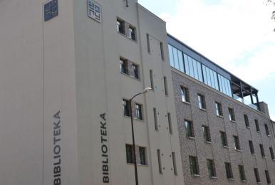 Nowa siedziba biblioteki nie wcześniej niż w roku szkolnym