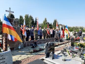 Upamiętniono 80. rocznicę wybuchu II Wojny Światowej