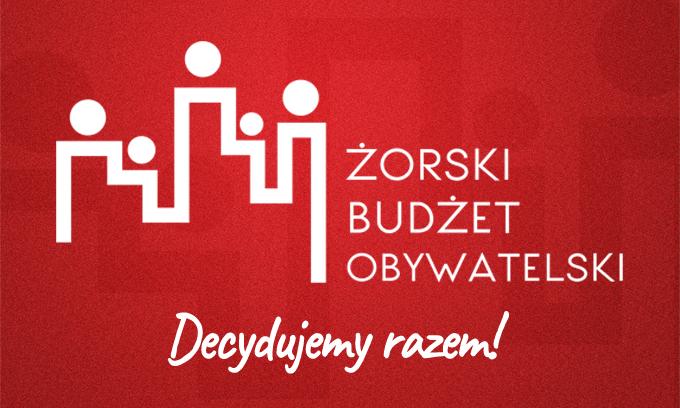 Instrukcja głosowania w Żorskim Budżecie Obywatelskim