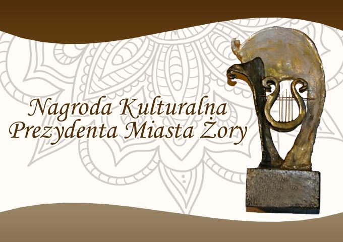 Nabór wniosków do Nagrody Kulturalnej Prezydenta Miasta Żory. Zgłoś swojego kandydata