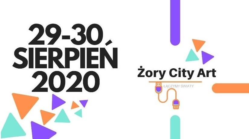 Żory City Art 2020 - nowe wydarzenie na kulturalnej mapie Żor