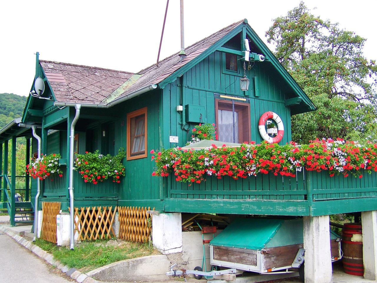 Unikatowe projekty małych domów