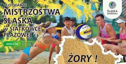 VI Mistrzostwa Śląska w Siatkówce Plażowej