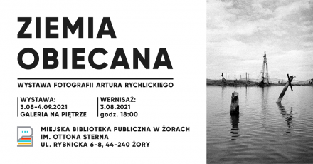 Wernisaż wystawy fotografii Artura Rychlickiego