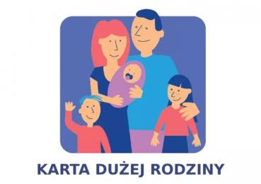 Zmiany dotyczące ogólnopolskich Kart Dużej Rodziny