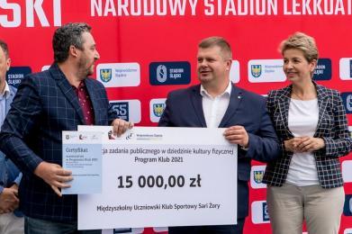 Dofinansowanie dla klubów sportowych z Żor!