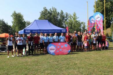 VI Otwarte Mistrzostwa Śląska w Siatkówce Plażowej – turniej mężczyzn