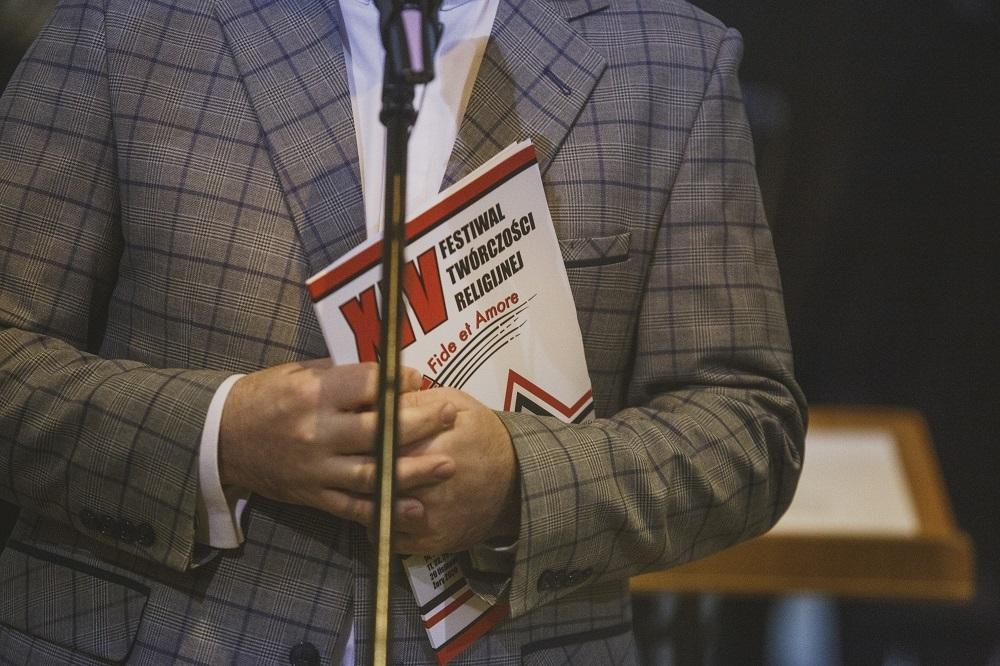 Odbudujmy wspólnotę - XV FESTIWAL TWÓRCZOŚCI RELIGIJNEJ FIDE ET AMORE 2021