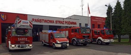 Żorscy strażacy oddali hołd Powstańcom