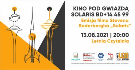 Kino pod gwiazdą Solaris BD+14 45 99